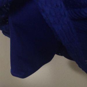 Studio One Dresses - Studio One Royal Blue Dress-Size 18